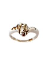 Occasions by Marleen Occasions by Marleen - Zilveren ring - Fantasie - 17.75