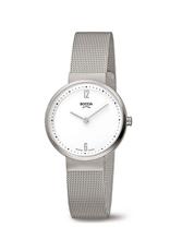 Boccia Boccia - Horloge - Dames - Titanium - Saffier - 30 mm - 5 ATM