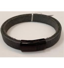Thomss Thomss - Leren armband - Blauw - TZ32