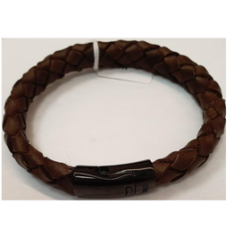 Thomss Thomss - Leren armband - Bruin - TZ27
