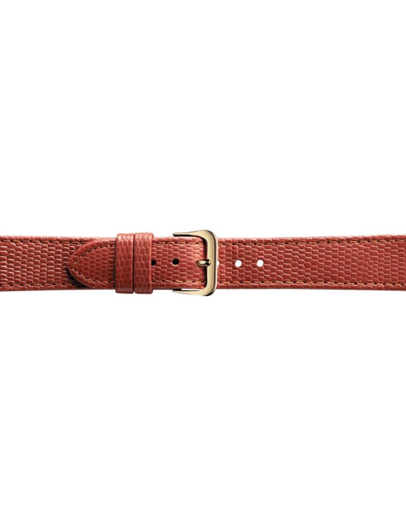 Condor horloge band - Leer - Bruin - 177R.03.xx
