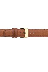 Condor horloge band - Leer - Bruin - 624R.03.xx