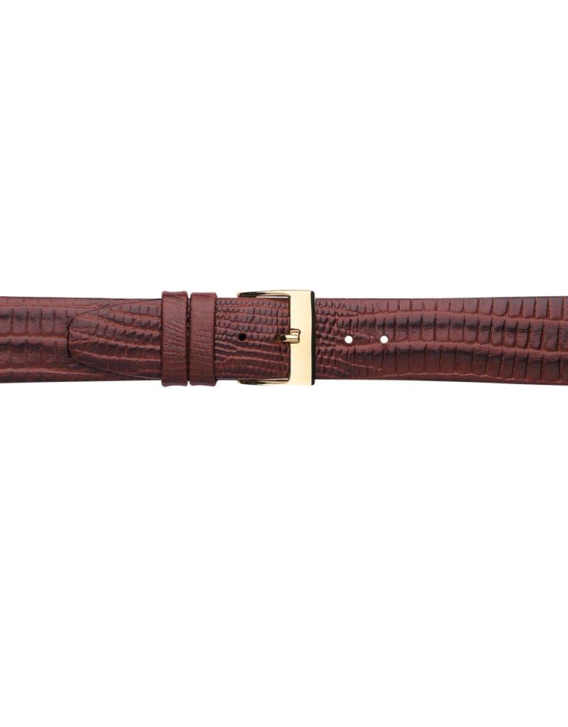 Condor horloge band - Leer - Bruin - 611R.02.xx