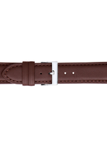 Condor horloge band - Leer - Bruin - 689R.02.xx