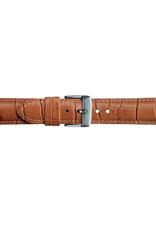 Condor horloge band - Leer - Bruin - 285R.27.xx