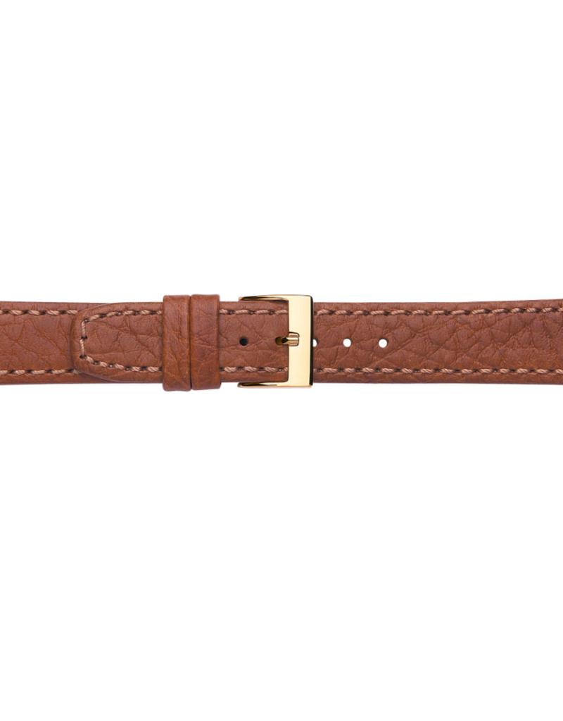 Condor horloge band - Leer - Bruin - 623R.03.xx