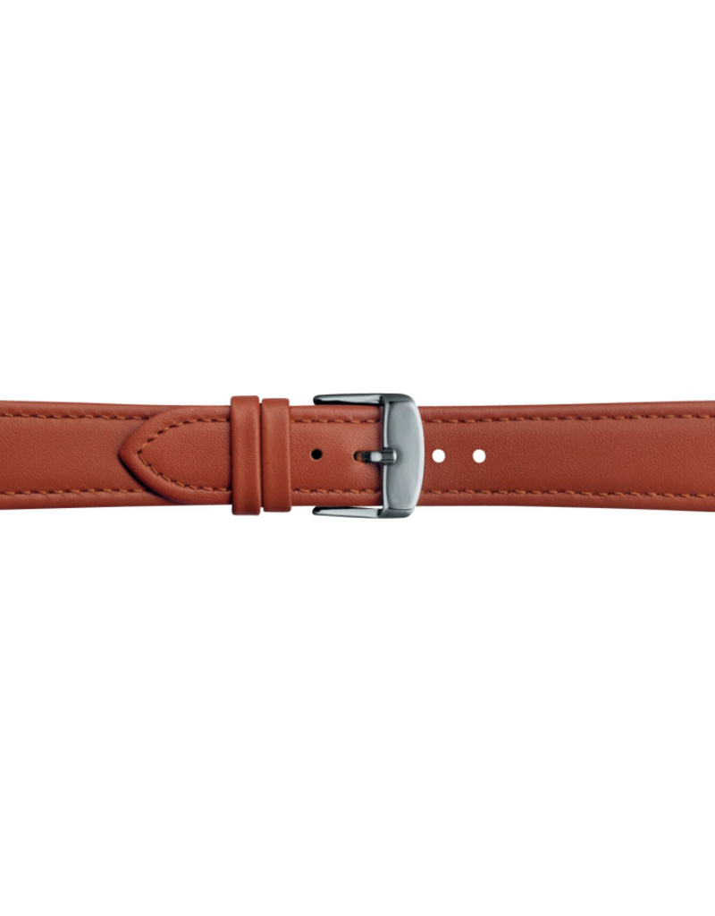 Condor horloge band - Leer - Bruin - 283R.08.xx