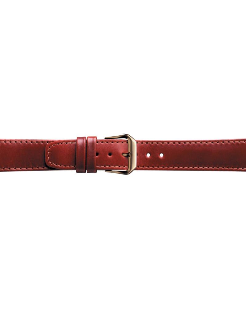 Condor horloge band - Leer - Bruin - 168R.03.xx
