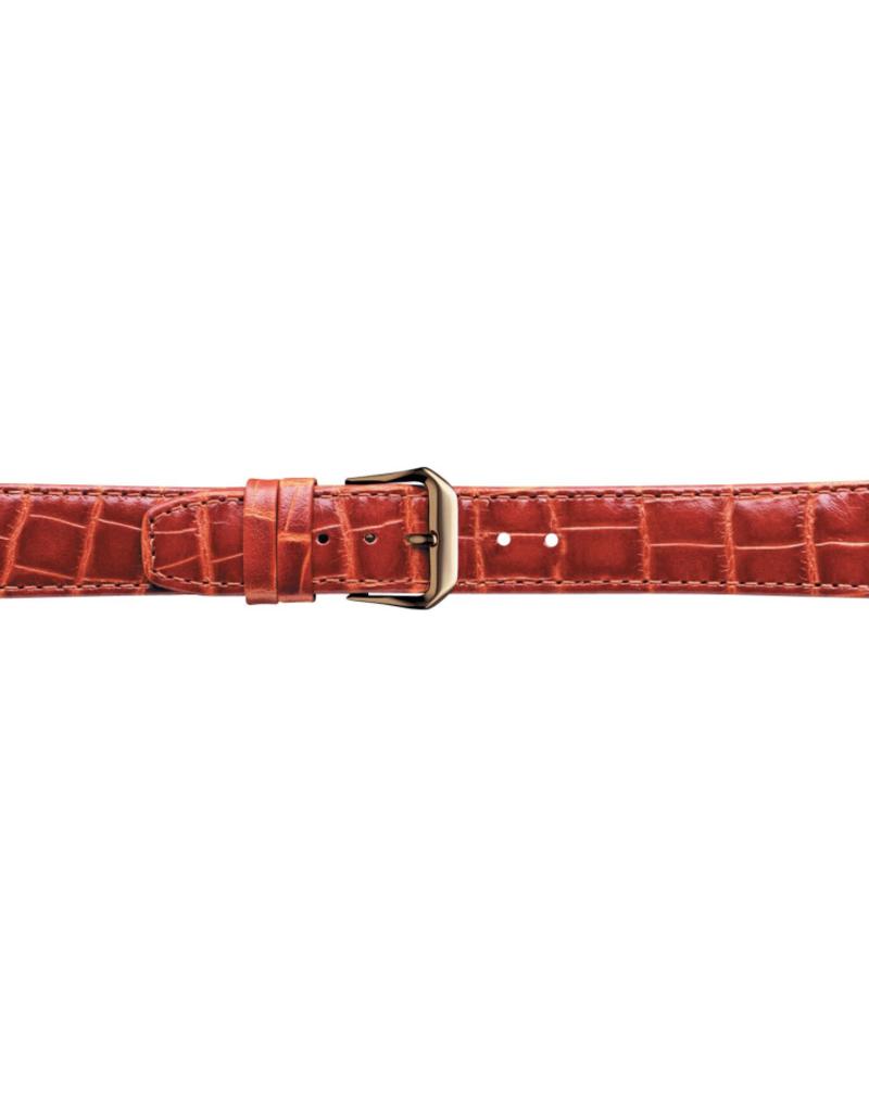 Condor horloge band - Leer - Bruin - 169R.03.xx