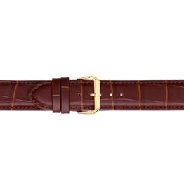 Condor horloge band - Leer - Bruin - 328R.02.xx