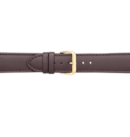 Condor horloge band - Leer - Bruin - 306R.02.xx