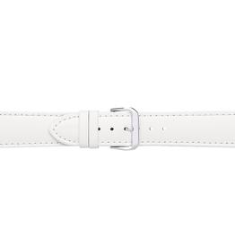 Condor horloge band - Leer - Wit - 306R.09.xx