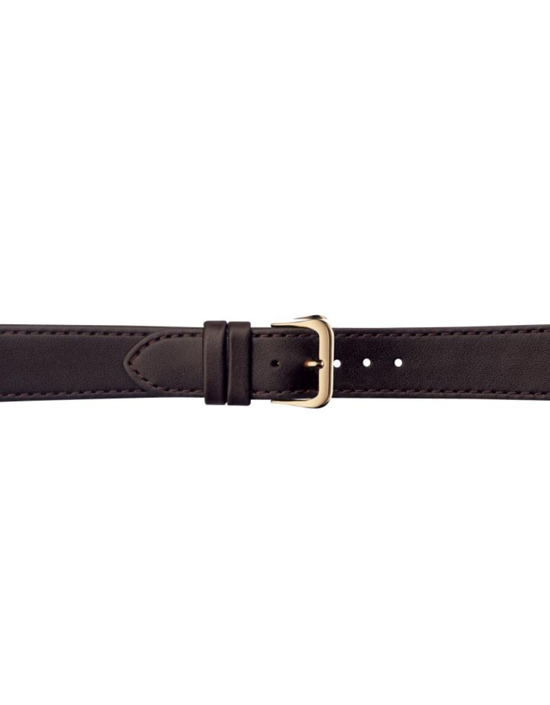 Condor horloge band - Leer - Bruin - 123L.02.xx
