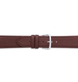 Condor horloge band - Leer - Bruin - 340R.02.xx