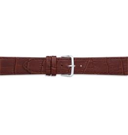 Condor horloge band - Leer - Bruin - 342R.02.xx