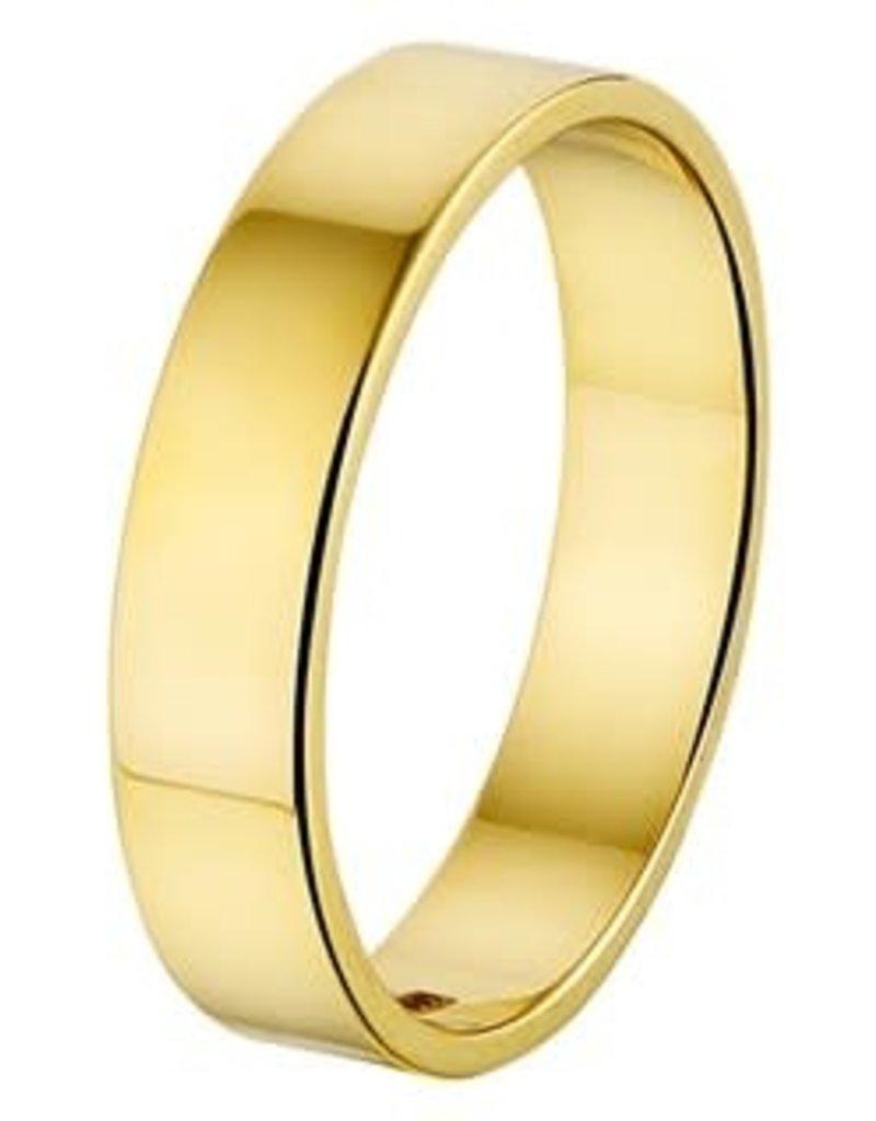 Amorio Relatiering - Goud - 14 karaats - A415 - Zonder steen - 5.0 mm