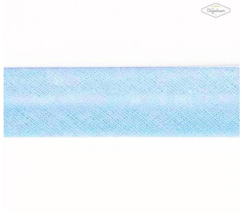 Biaisband hemelsblauw
