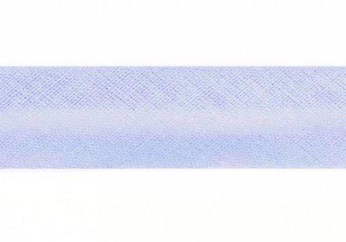 De Stoffenkamer Biaisband lichtblauw
