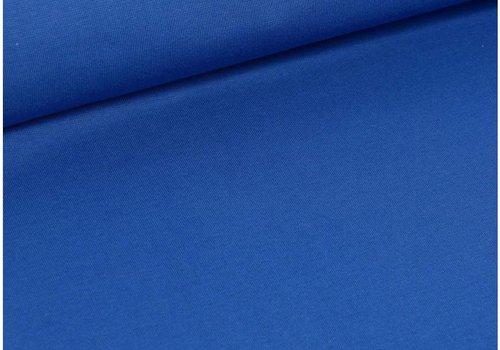 De Stoffenkamer Boordstof Koningsblauw