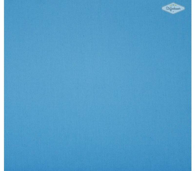 Canvas gabardine turquoise