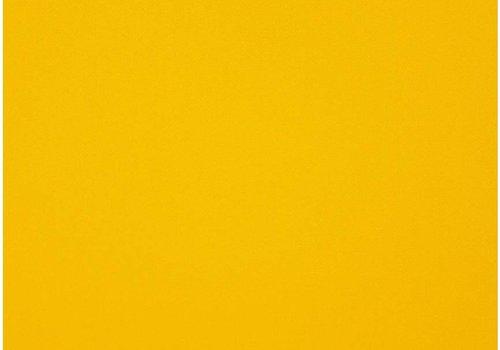 De Stoffenkamer Canvas gabardine geel
