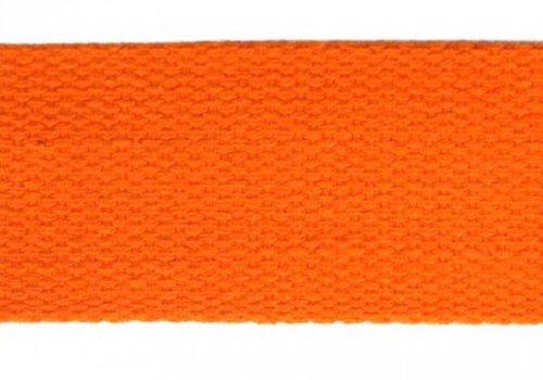 De Stoffenkamer Tassenband oranje
