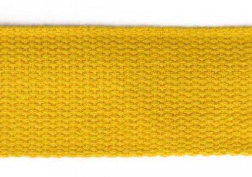 De Stoffenkamer Tassenband geel