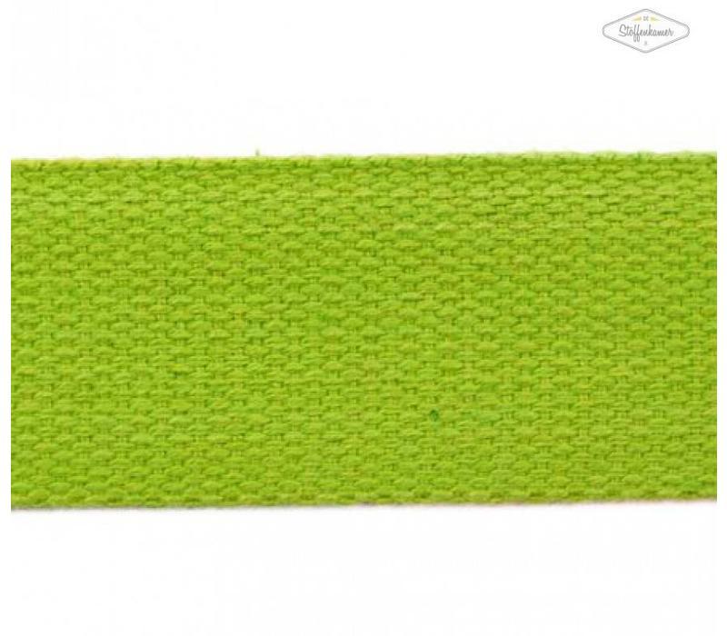 Tassenband groen