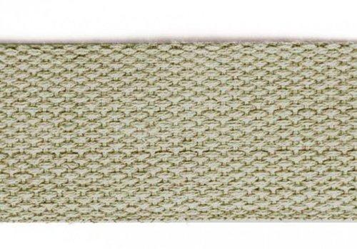 De Stoffenkamer Tassenband beigebruin