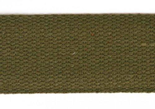 De Stoffenkamer Tassenband khaki