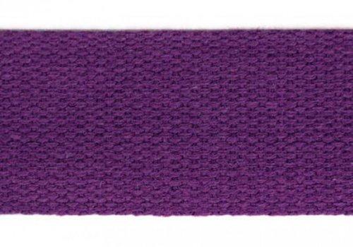 De Stoffenkamer Tassenband paars