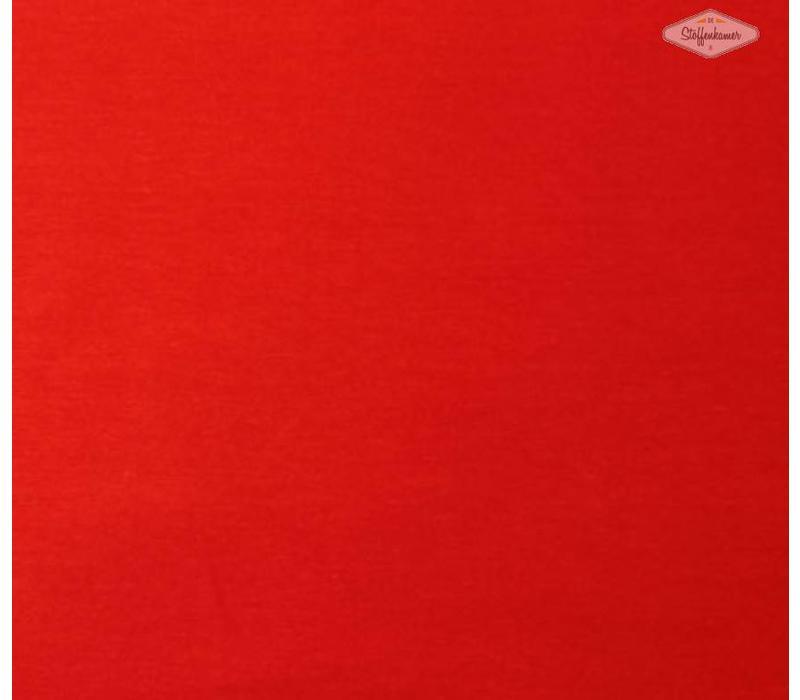 Extra dik tricot Echt rood