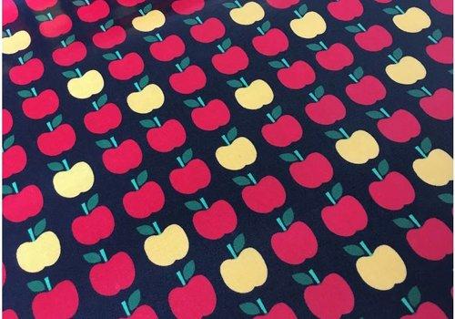 Robert Kaufman Gelamineerd Katoen apples