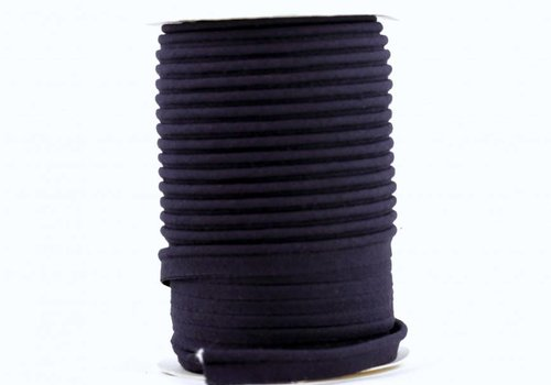 De Stoffenkamer Paspelband donkerblauw
