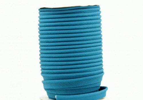 De Stoffenkamer Paspelband turquoise