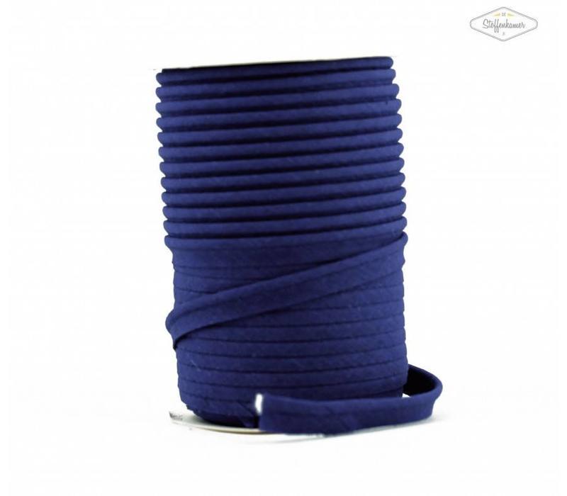 Paspelband kobaltblauw