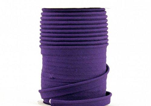 De Stoffenkamer Paspelband violet