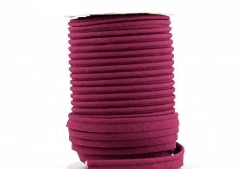 De Stoffenkamer Paspelband roodviolet