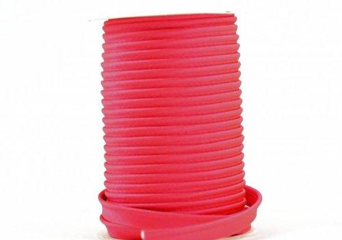 De Stoffenkamer Paspelband fluo roze