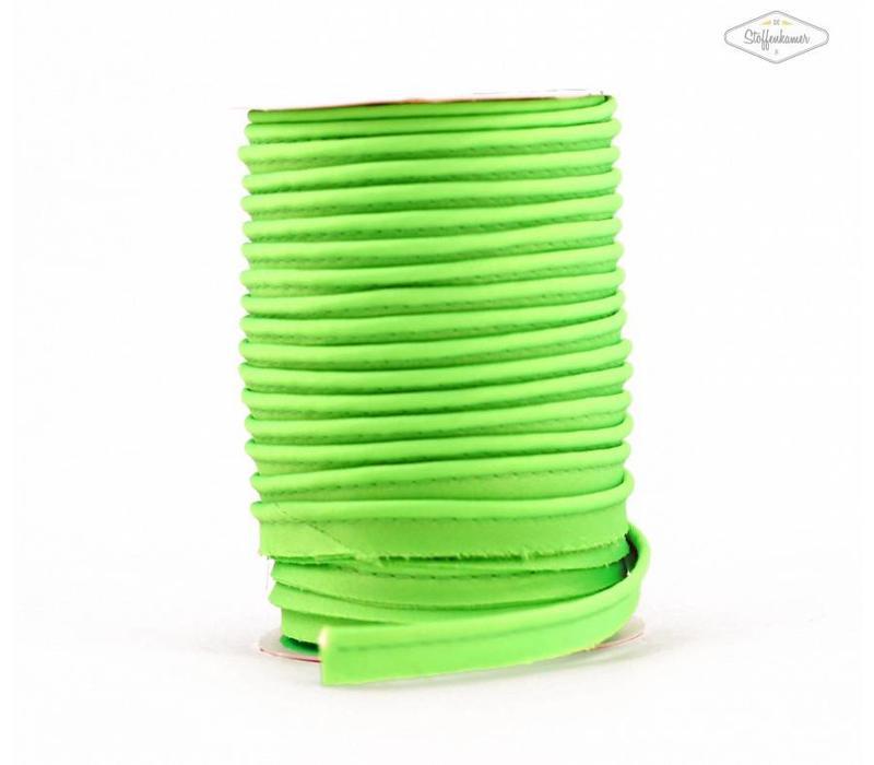 Paspelband fluo groen