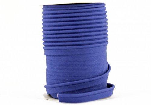 De Stoffenkamer Paspelband koningsblauw
