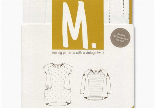Compagnie M The Nore dress and t-shirt (kids)