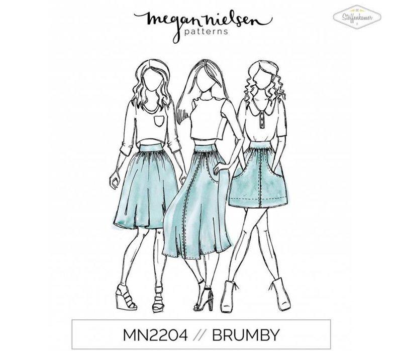 Brumby skirt 3IN1