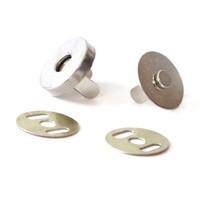 Magneetsluiting Nikkel 18mm