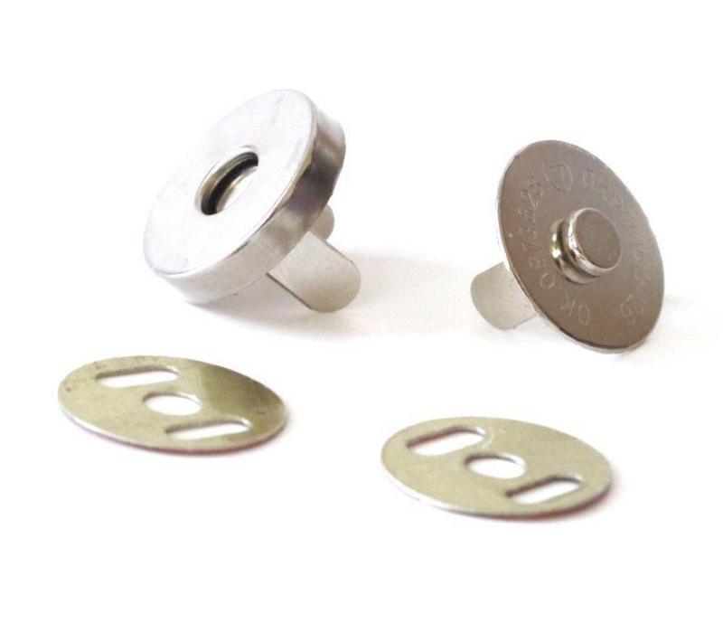Magneetsluiting Nikkel