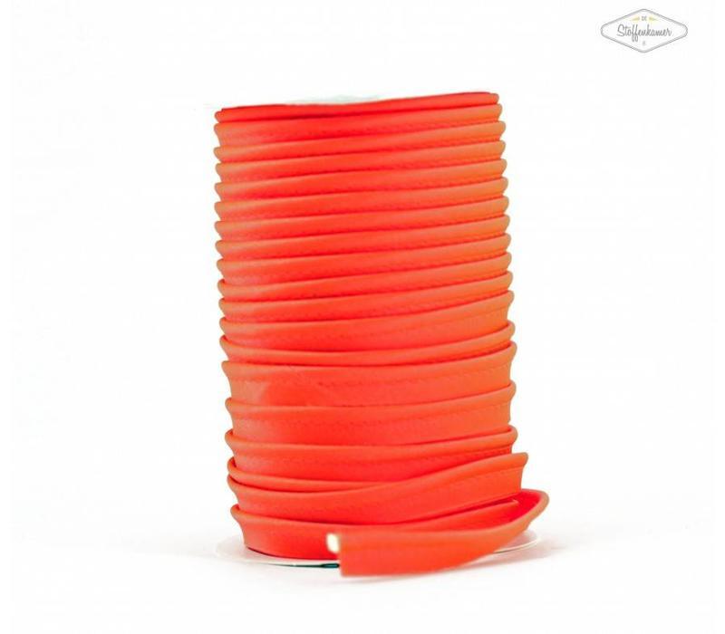 Paspelband fluo oranje