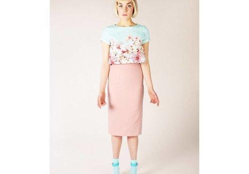 Named Inari Tee Dress & Crop Tee 2IN1