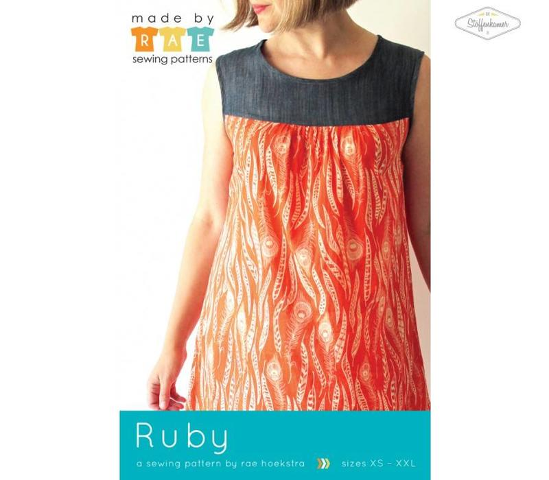 Made By Rae - Ruby Top/Dress