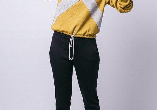 Named Gemma Maxi Dress // Sweater