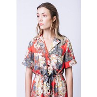 Reeta Midi Shirt Dress